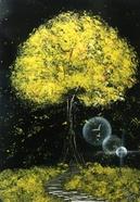 スプレーアート作品No.10の画像
