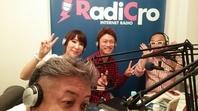 RadiCroラジオ2周連続ゲスト出演の画像