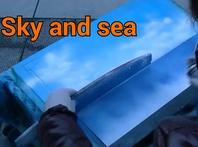 スプレーアート制作動画アップ2の画像