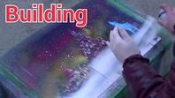 スプレーアート制作動画アップ3の画像